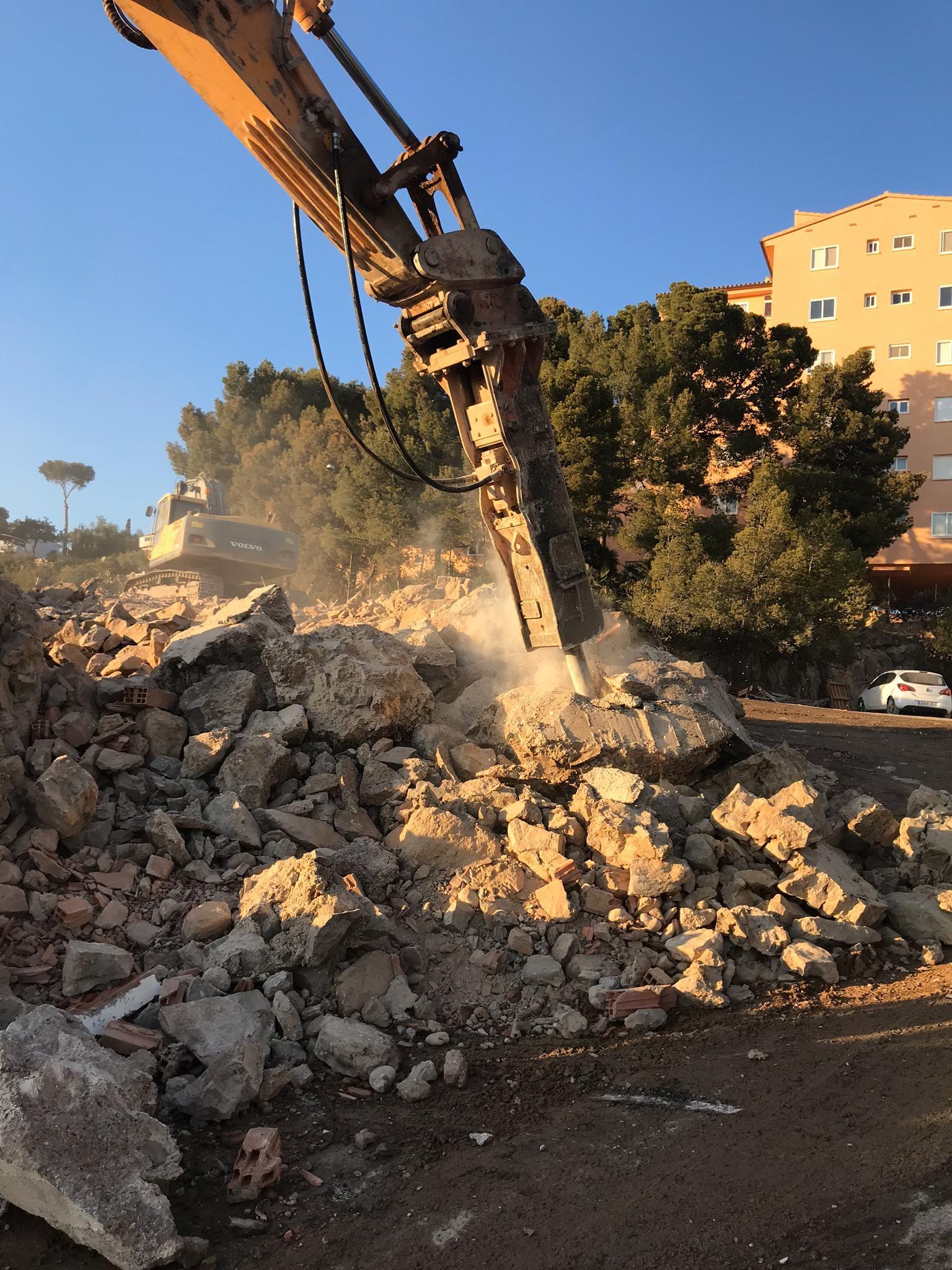 Foto 28 de Excavaciones en Castellón | Grupo Menguillo