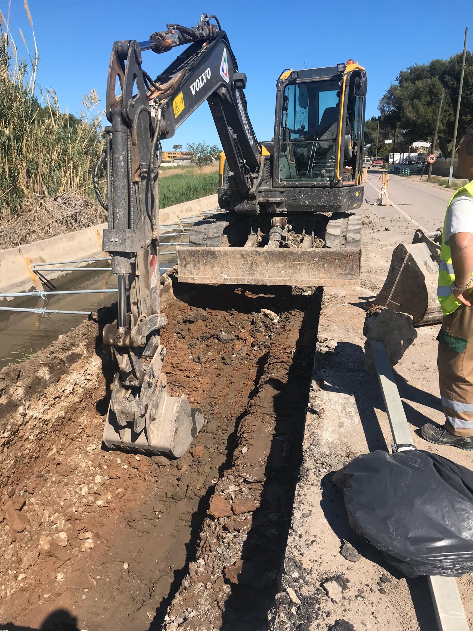 Foto 26 de Excavaciones en Castellón | Grupo Menguillo