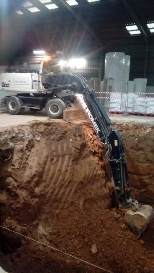 Foto 24 de Excavaciones en Castellón | Grupo Menguillo