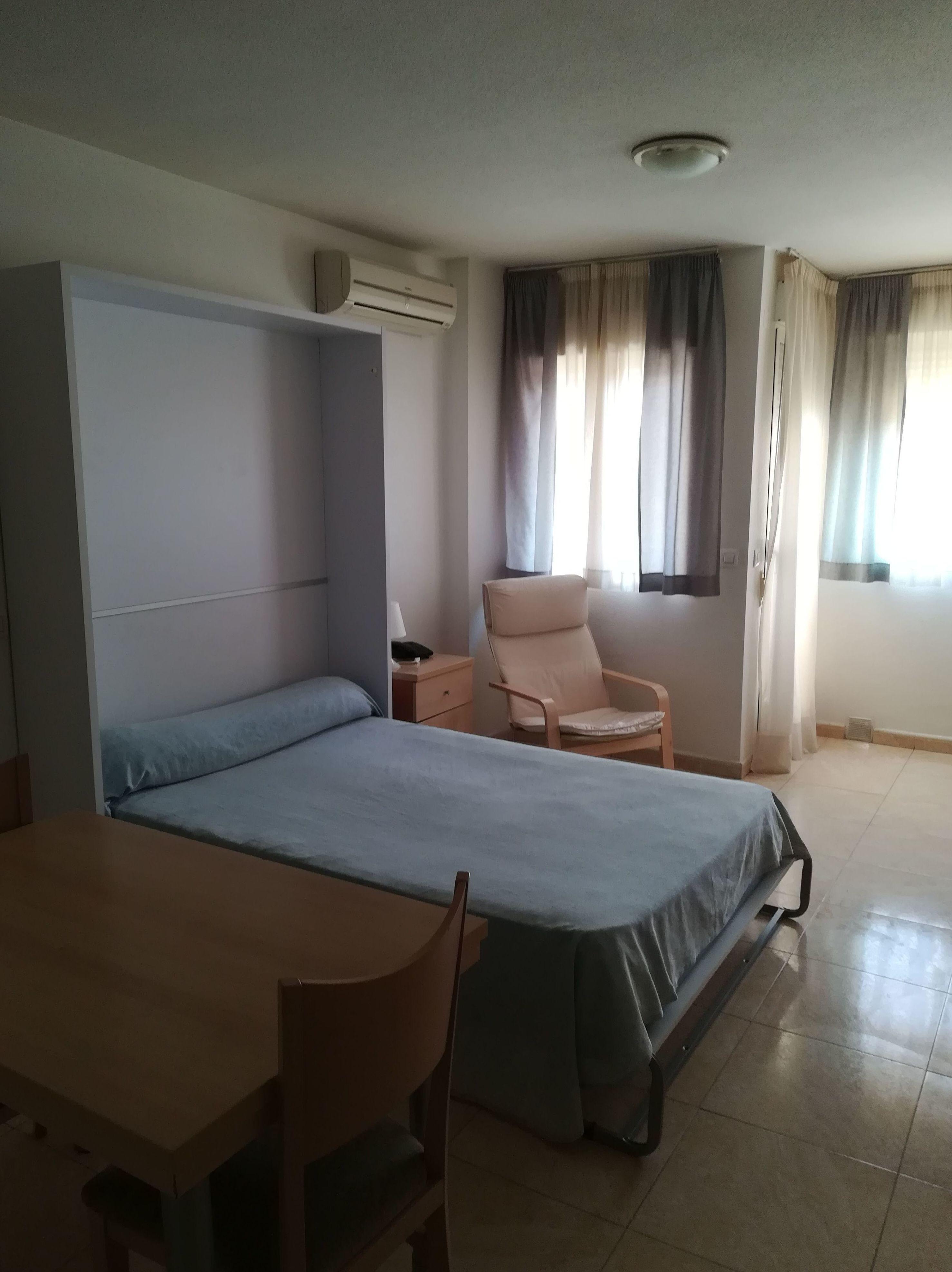 Habitaciones : Apartamentos e instalaciones de Arrixaca Apartamentos Turísticos