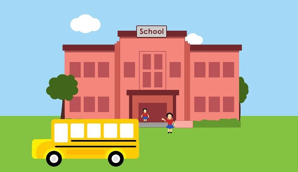 Servicio guardería Mikole de recogida de niños del colegio