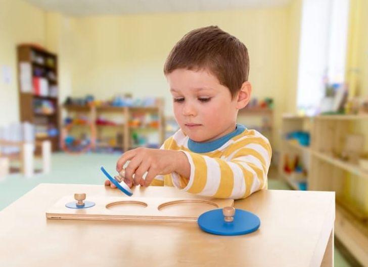 Novedades Método Montessori en Guardería Mikole