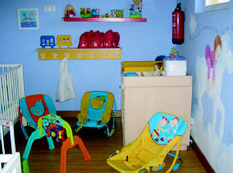Guardería infantil en Muriedas. Camargo.