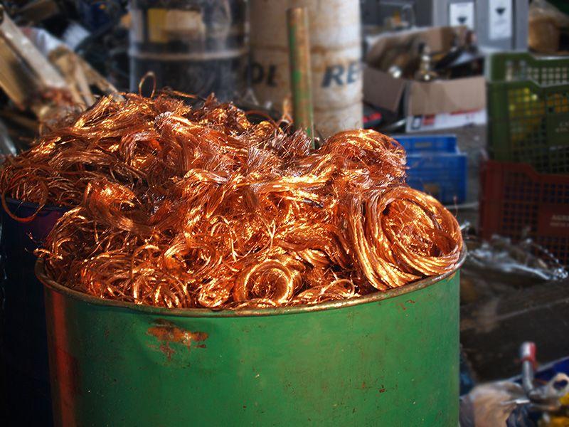 Foto 4 de Metales en Palma | Metales Pérez