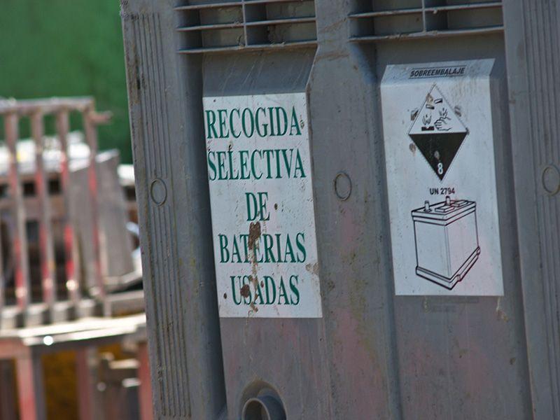 Foto 14 de Metales en Palma | Metales Pérez