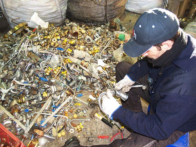 Acero: Productos y servicios de Metales Pérez