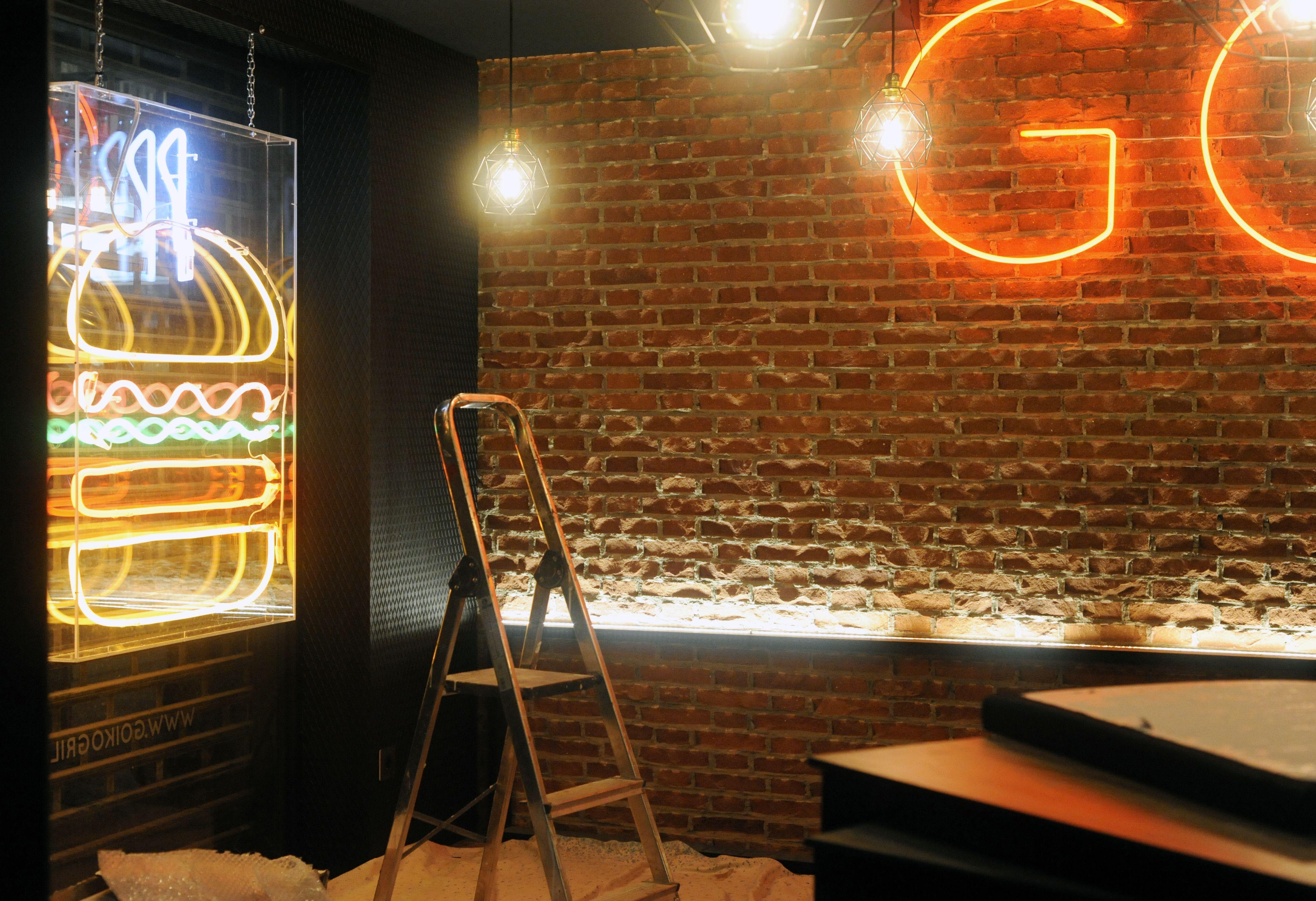 Reformas en negocios de hostelería