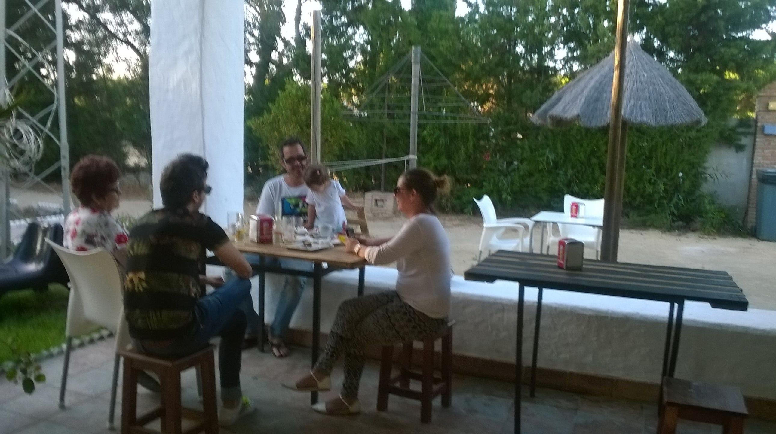 Bar Pizzeria Camping Faro Trafalgar