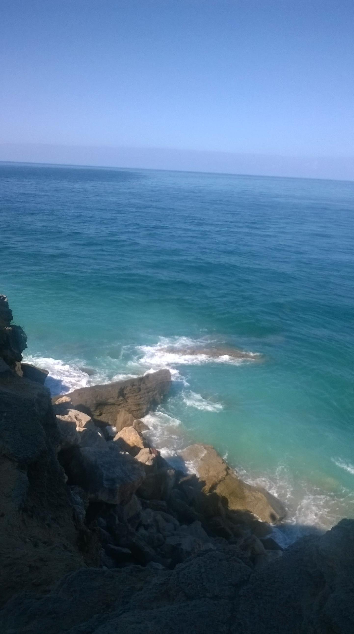 Acantilado del Faro