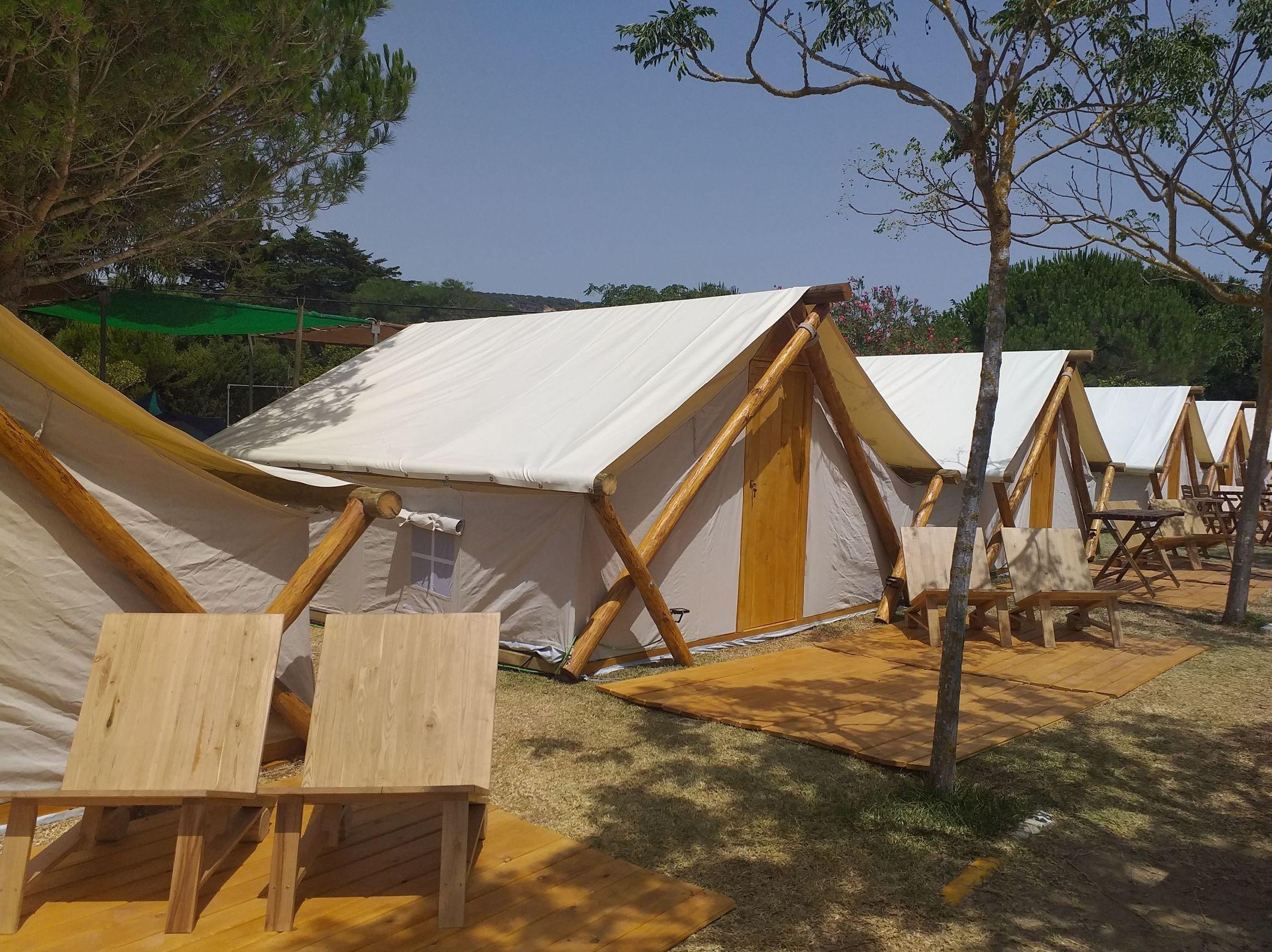 Foto 7 de Campings en Barbate | CAMPING FARO DE TRAFALGAR