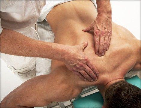 masaje deportivo: Servicios de Aquaria 2000