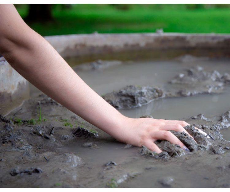 Envolturas de fango