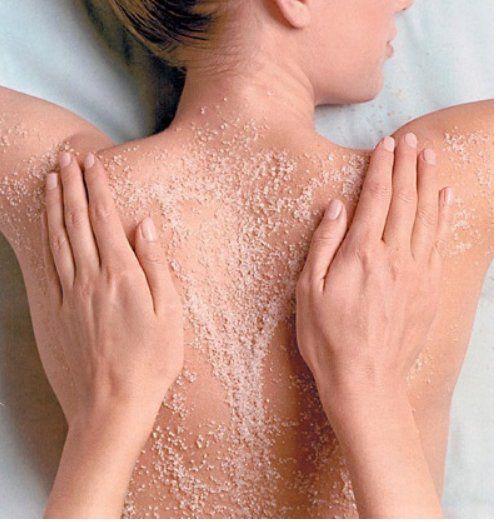 Peeling corporal: Tratamientos de Centro de Belleza y Bienestar Izaskun
