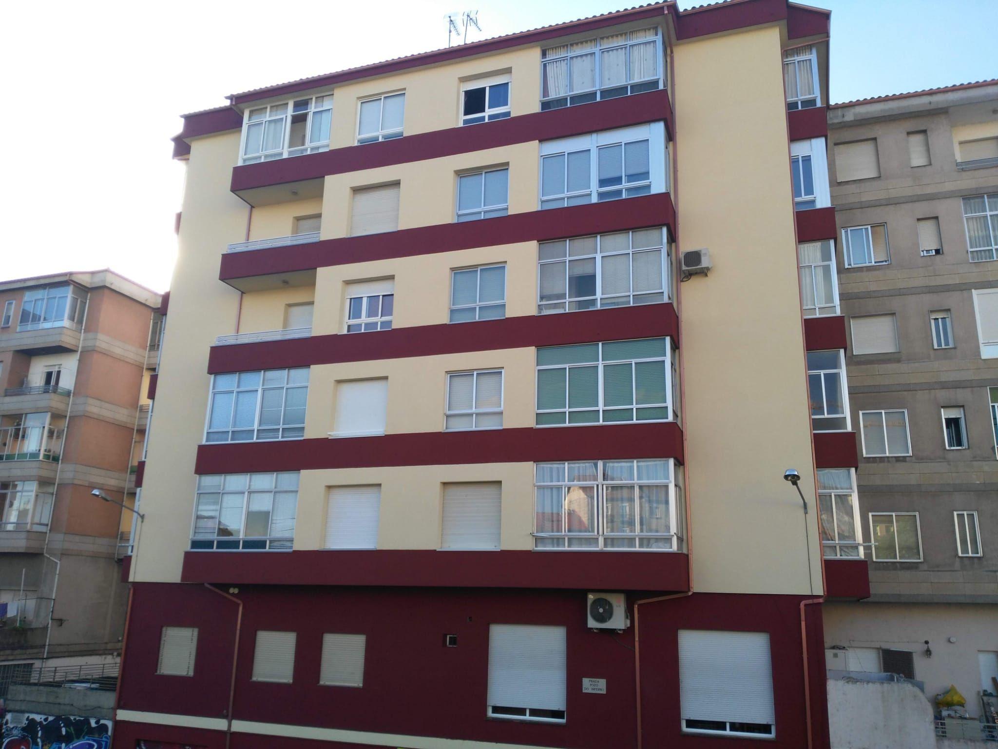 Rehabilitación integral de fachadas en Ourense