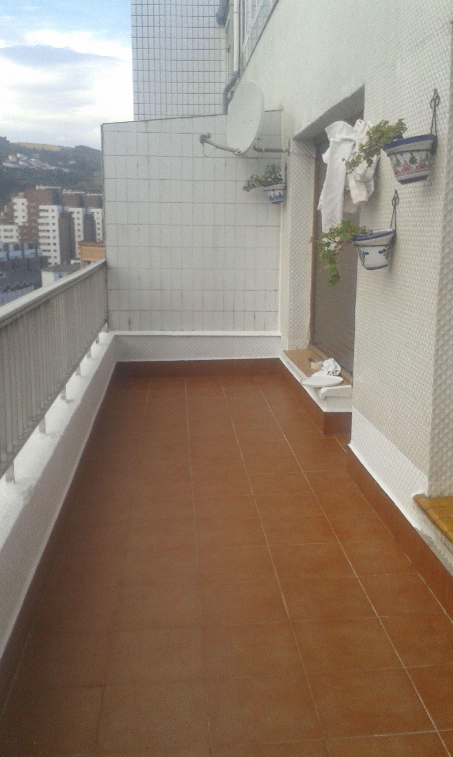 Impermeabilización de terrazas