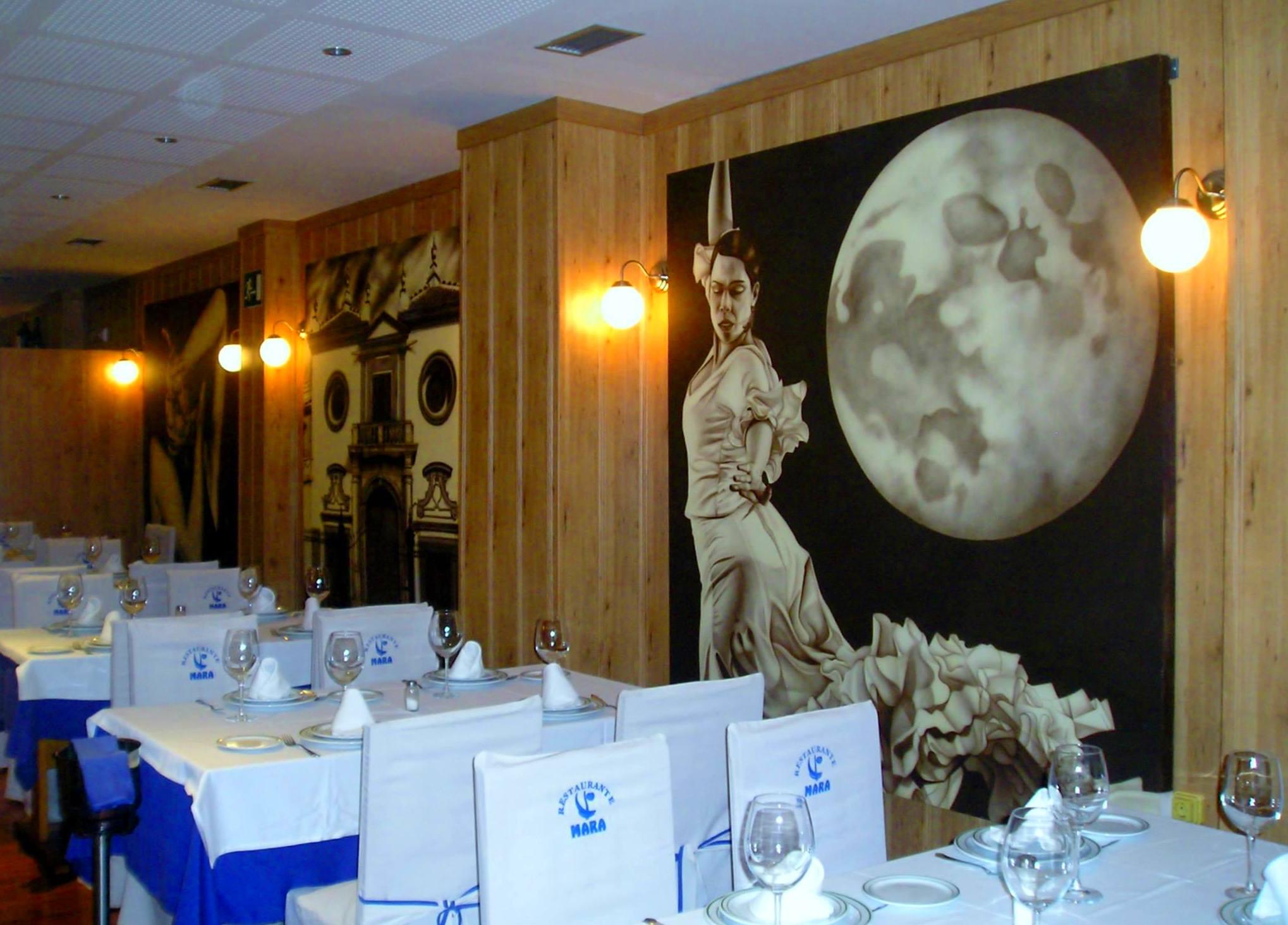 Restaurante para eventos en Sevilla