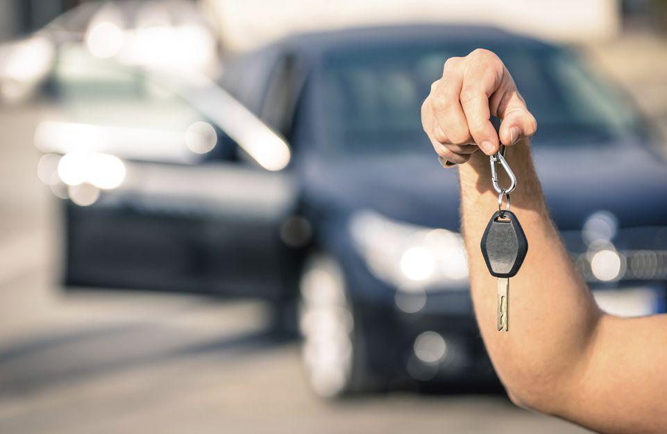 Alquilar coche en Lanzarote