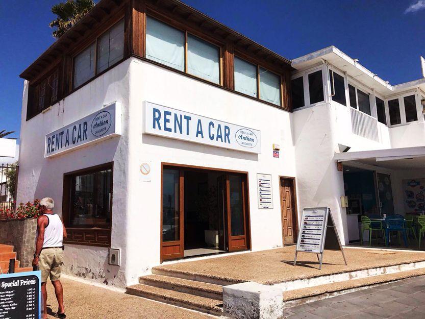 Renta a Car Anthon en Lanzarote