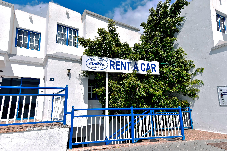 Empresa de alquiler de coches en Lanzarote