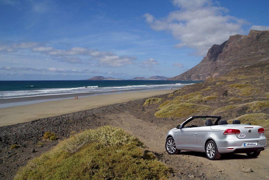 Empresas de alquiler de vehículos en Lanzarote