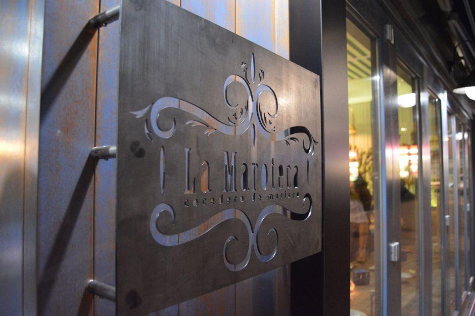 Buen restaurante en A Coruña