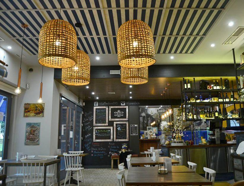 Restaurante recomendado en A Coruña
