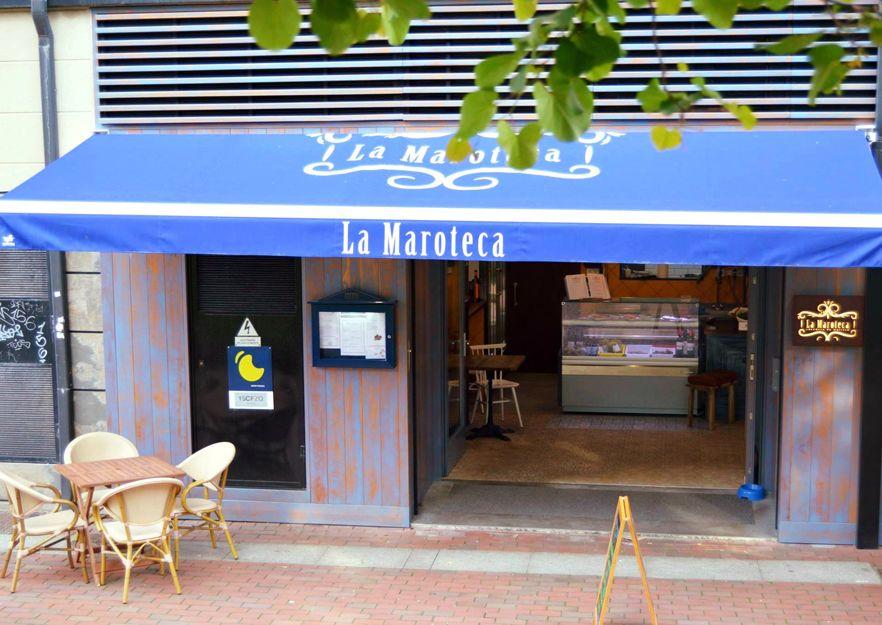 Restaurantes marisquerías en A Coruña