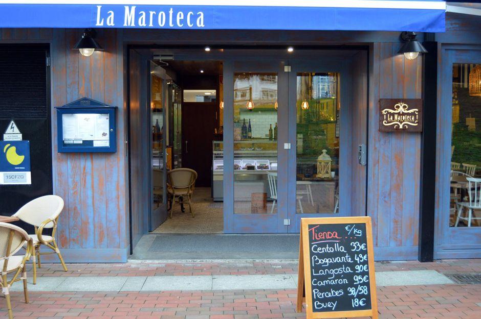 Restaurante La Maroteca en A Coruña