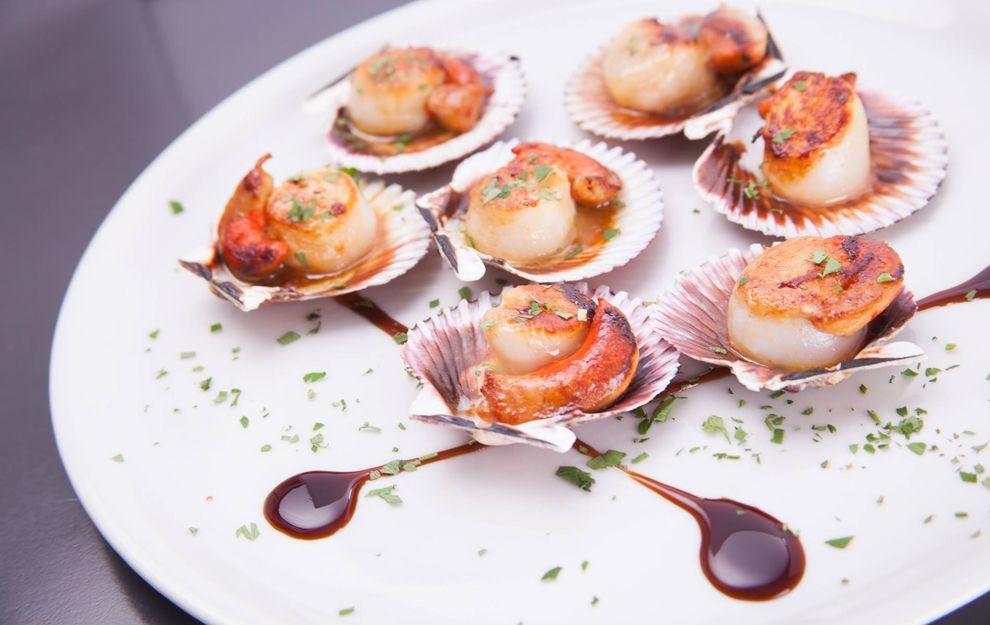 Mariscos y pescados de calidad en La Maroteca en A Coruña