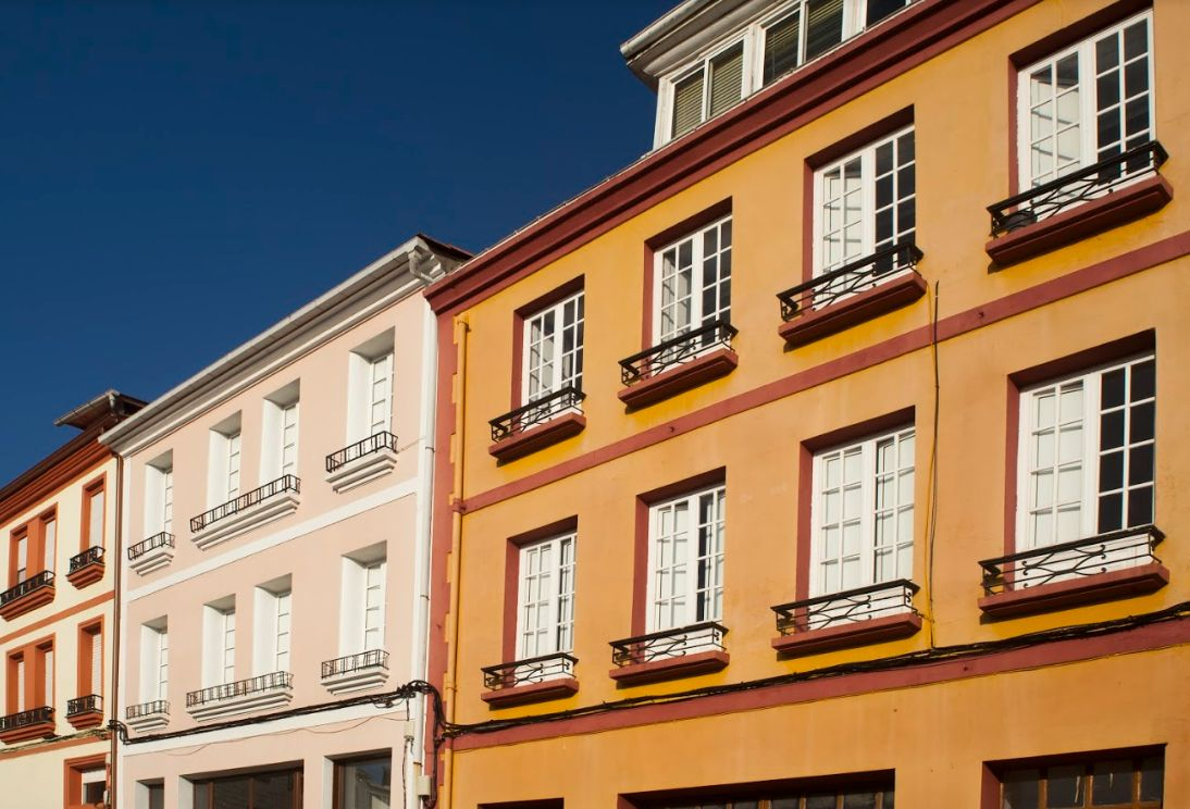 Rehabilitación de fachadas: Servicios especializados de Reformas y Construcciones González