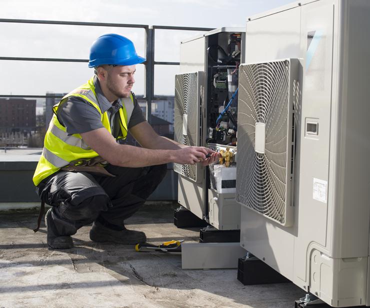 Instalación de aire acondicionado en Benidorm