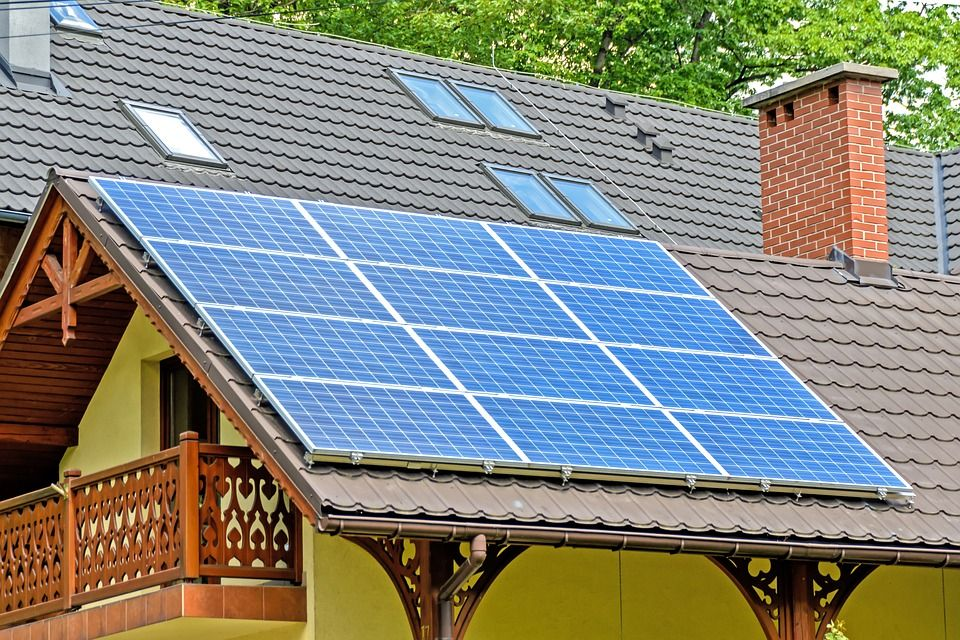 Energía solar térmica: Servicios de Instalaciones Font