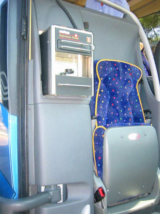 Confortables autocares para media y larga distancia