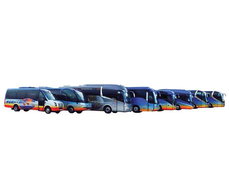 Viajes en autocar en Barcelona