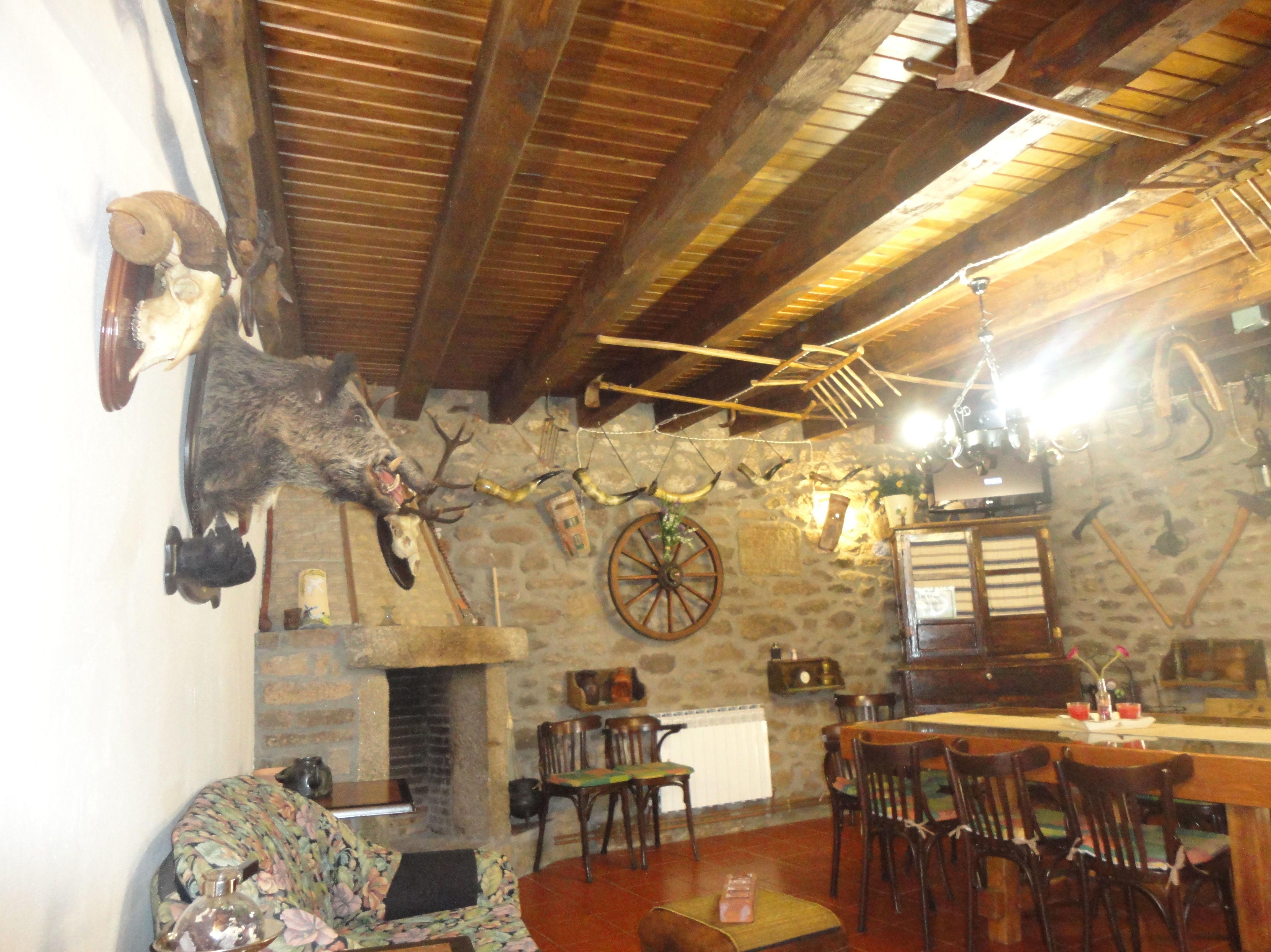 casa rural  con museo
