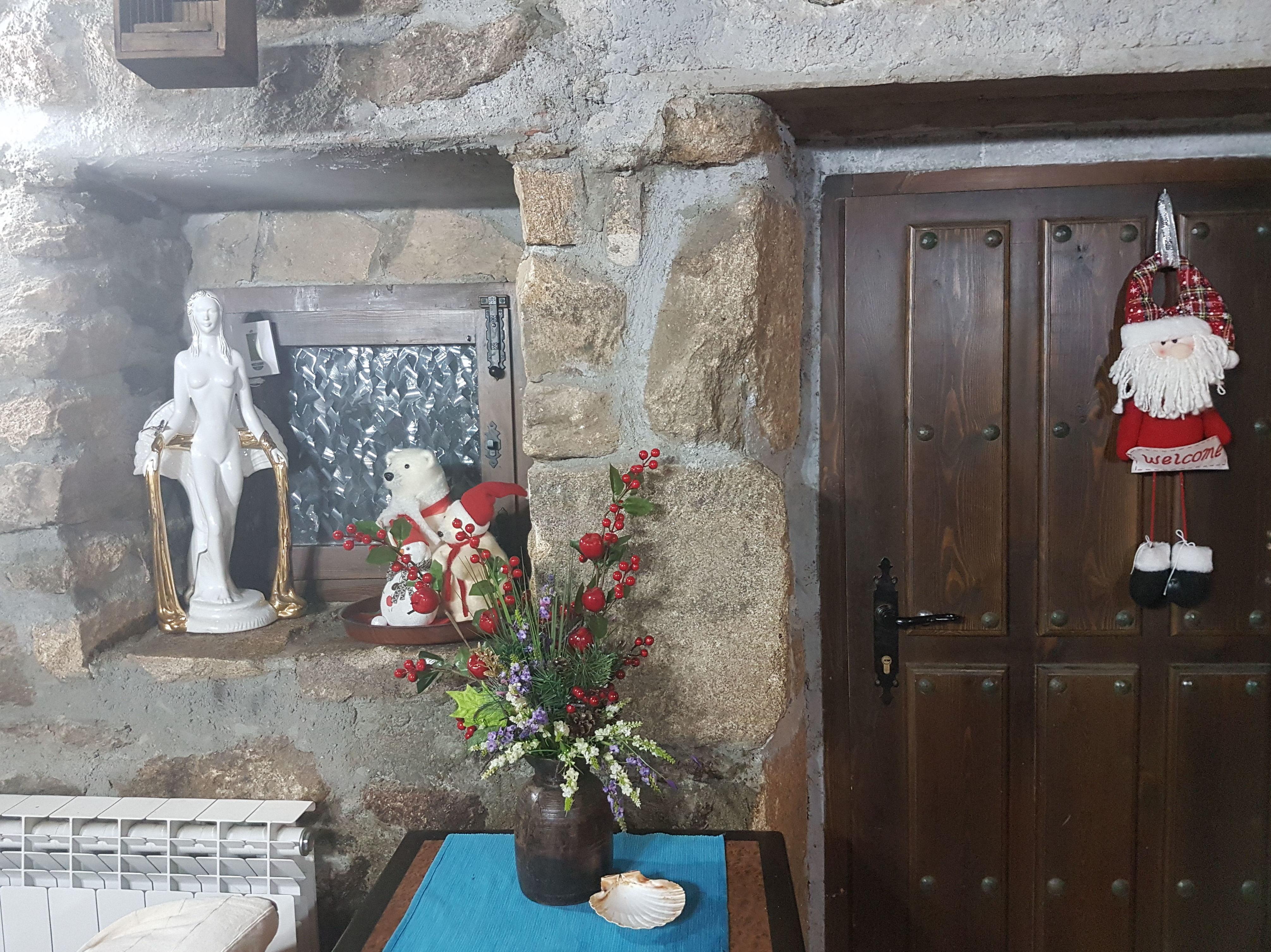 Casa rural noche de Reyes
