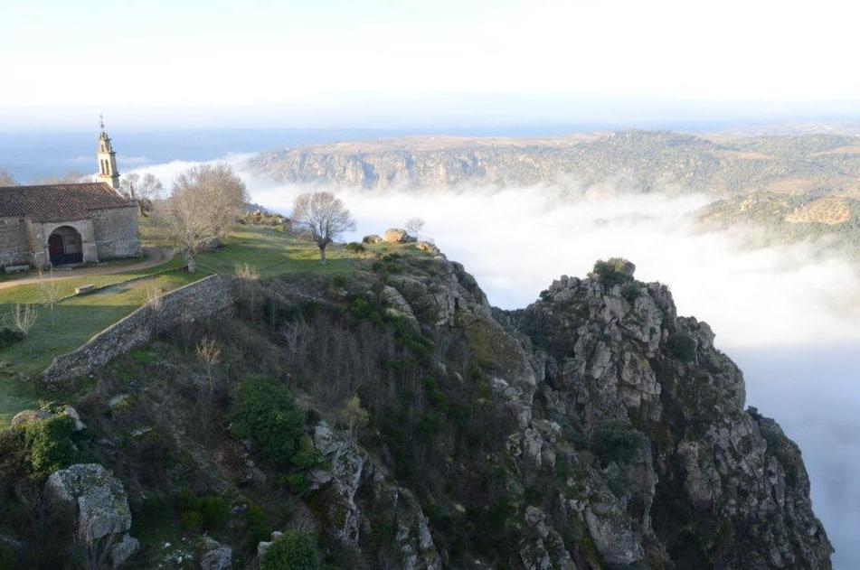 la ermita de Nuestra Señora del Castillo