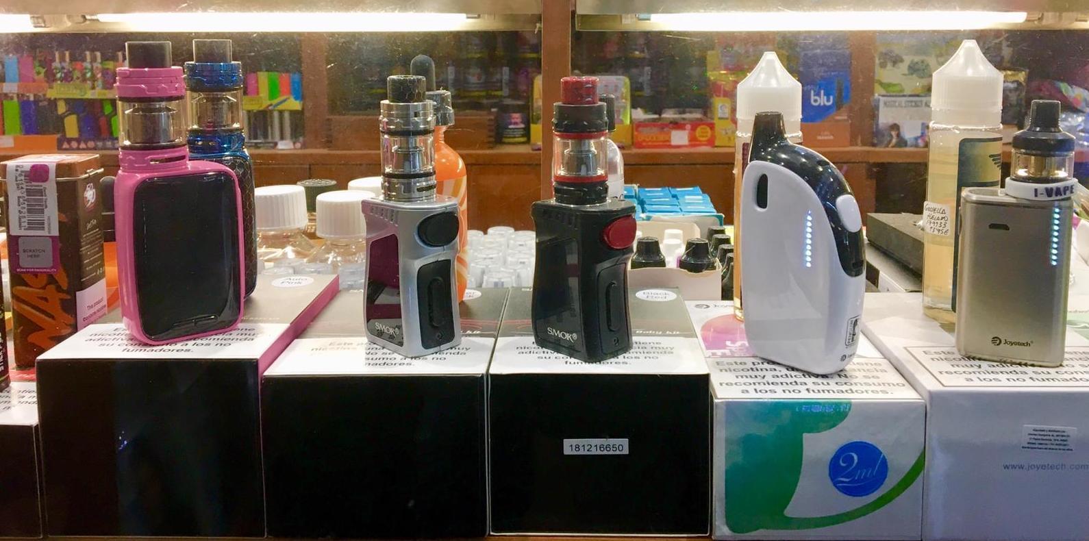Vapeadores : Productos y servicios de Estanco Real