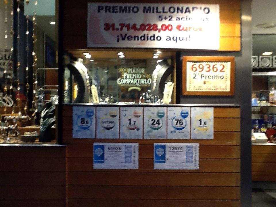 Comprar lotería en Arganda del Rey