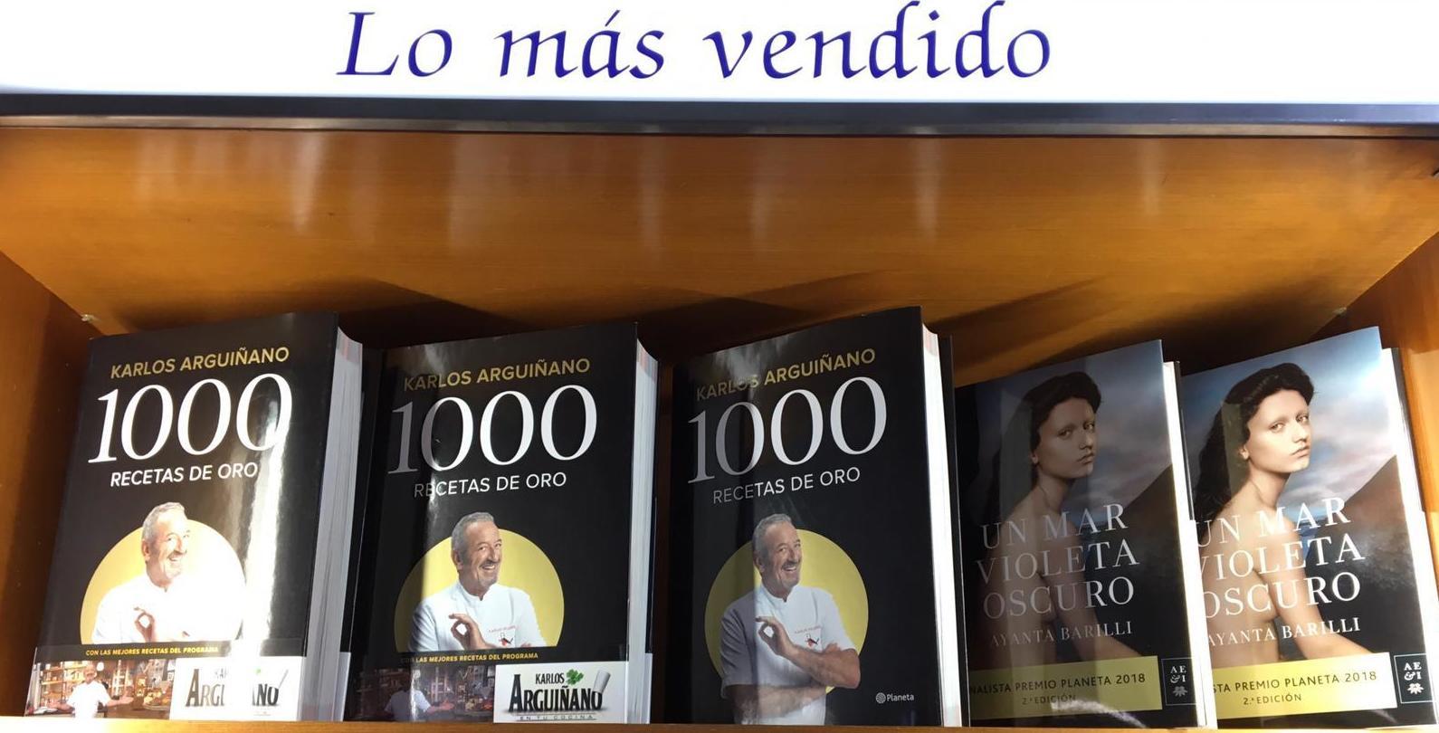 los libro más vendidos