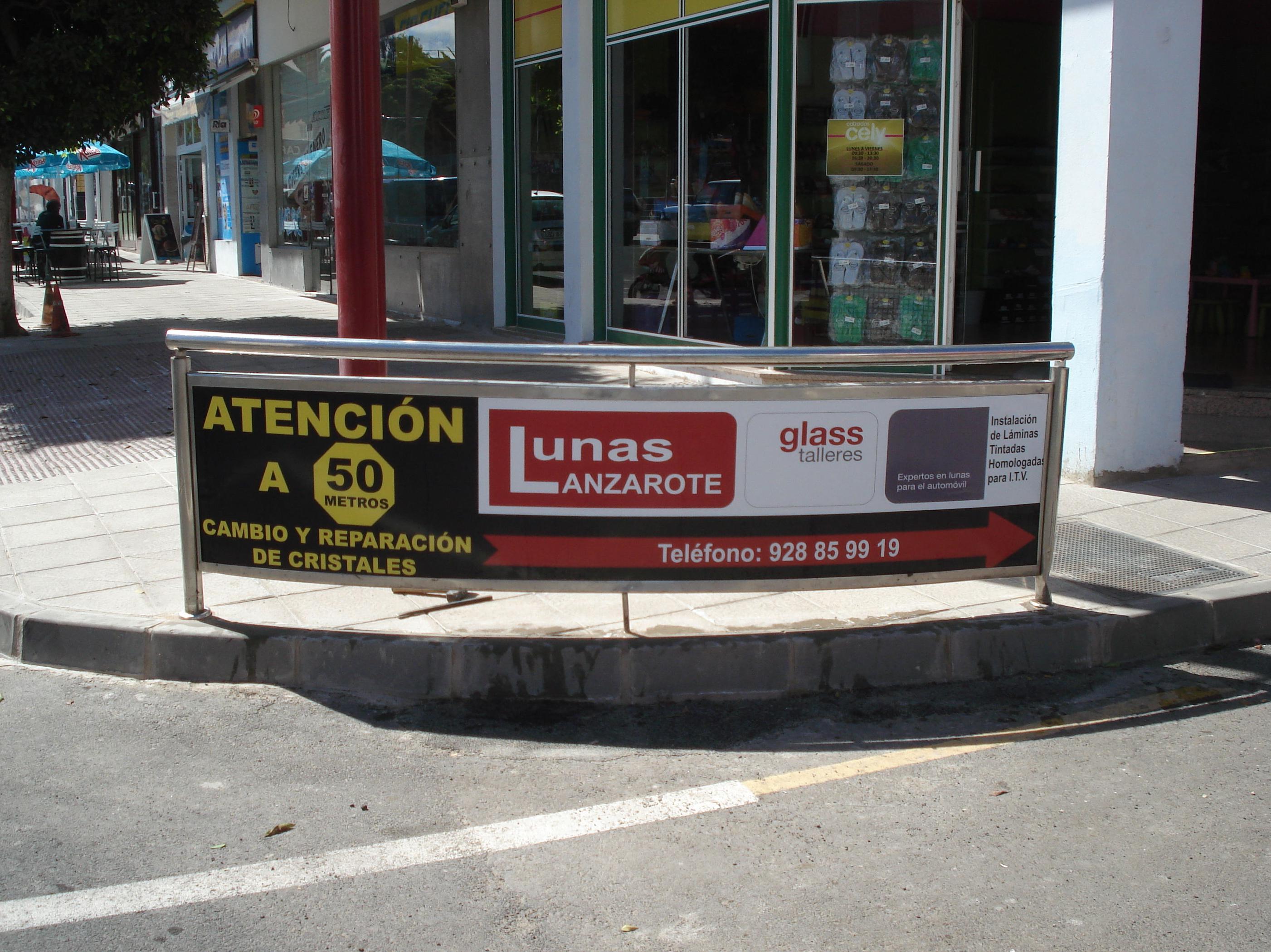 Foto 5 de Cristalería del automóvil en Puerto del Rosario   Lunas Lanzarote