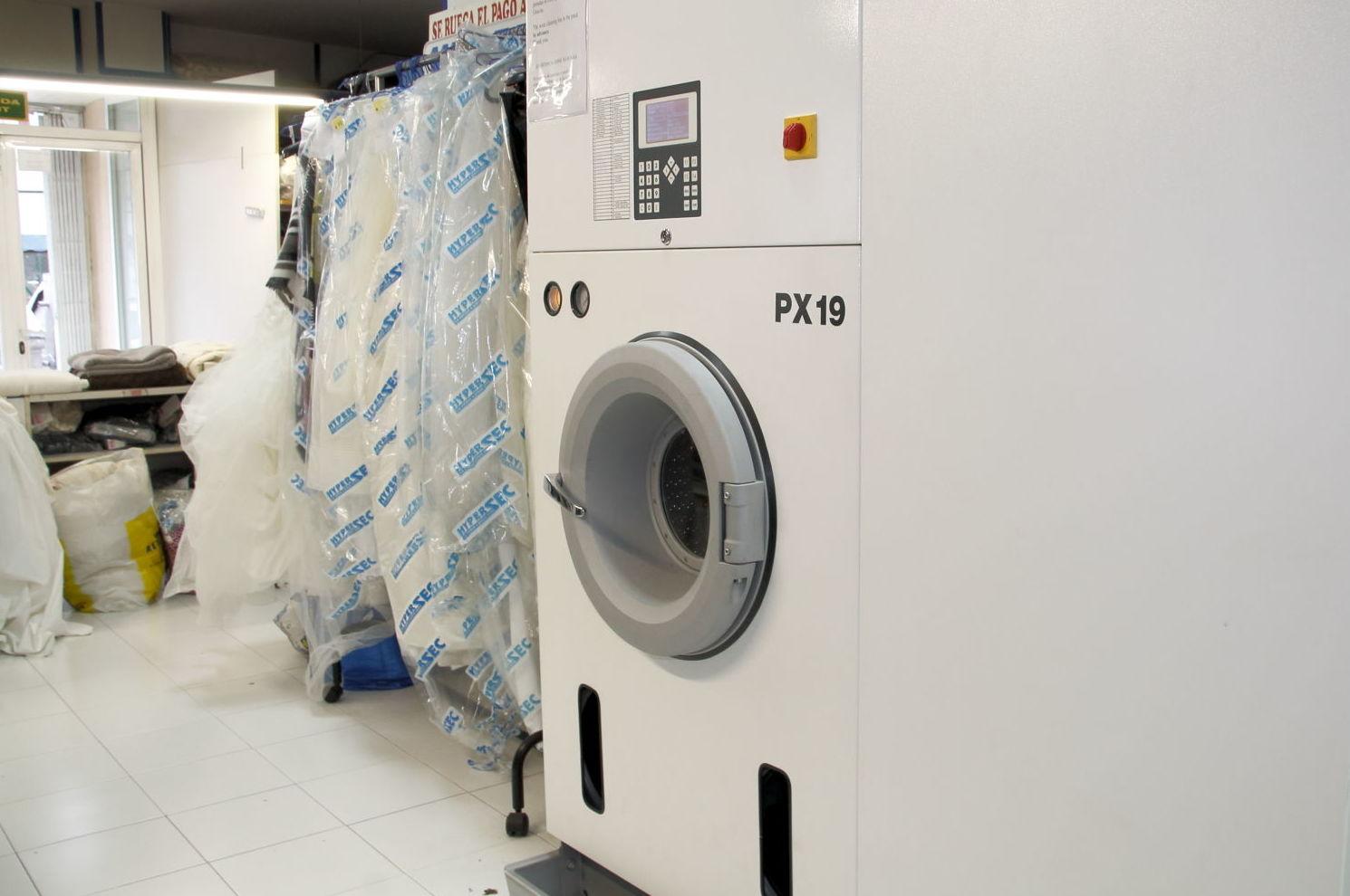 Lavandería: Servicios de Tintorería Hypersec