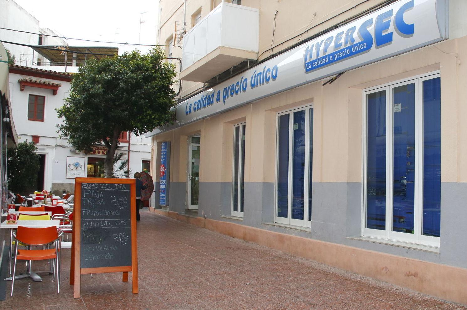 Tntorerias Hypersec en Eivissa Baleares
