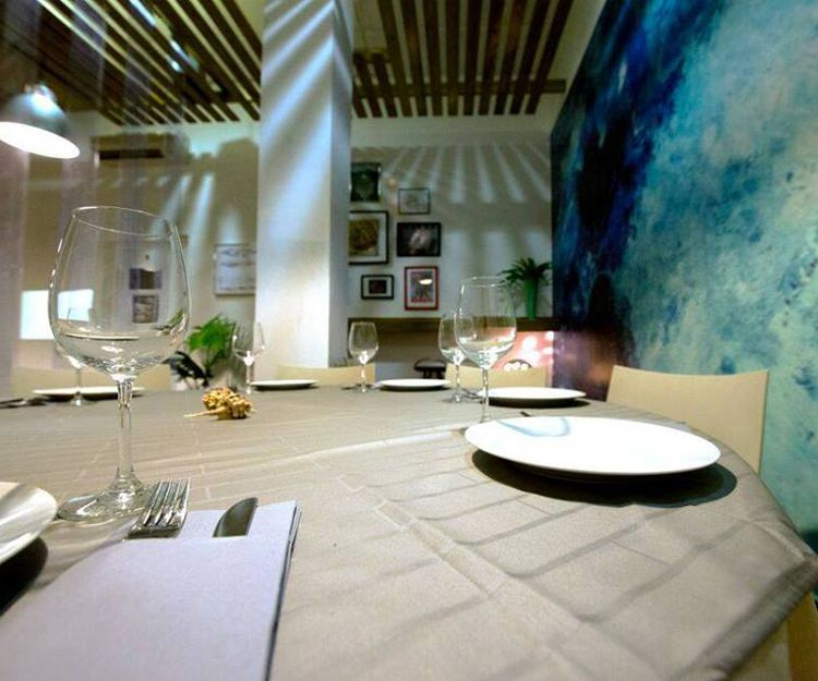 Restaurante de cocina marinera en Las Palmas