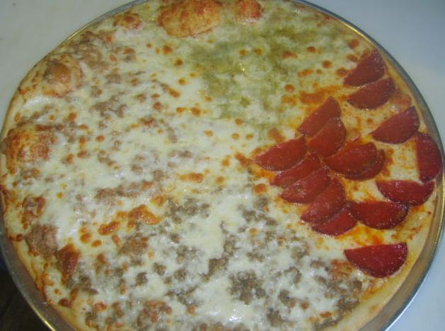 Elige como quieres tu pizza
