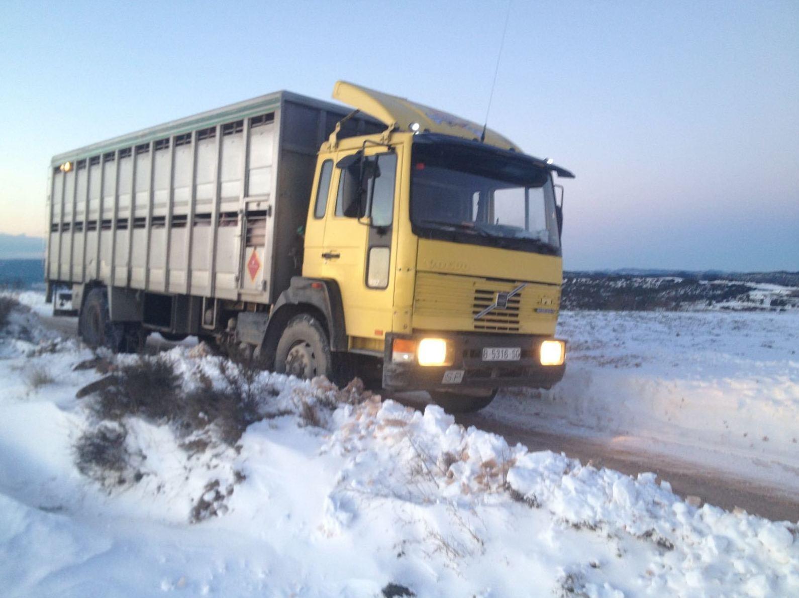 Flota de vehículos: Servicios  de Torras I perarnau