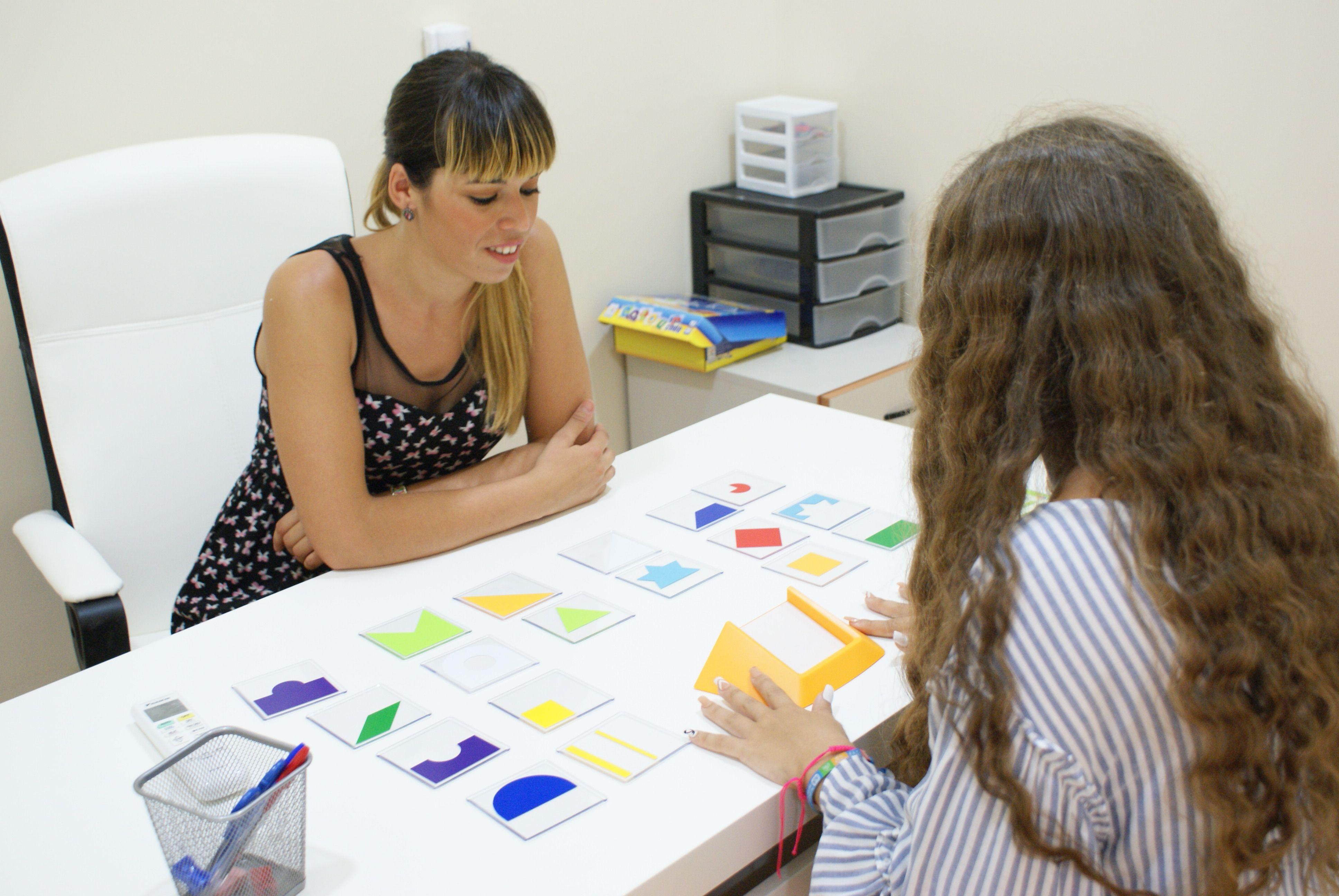Neuropsicología infantil y juvenil: Catálogo de Centro Psicológico Recaredo