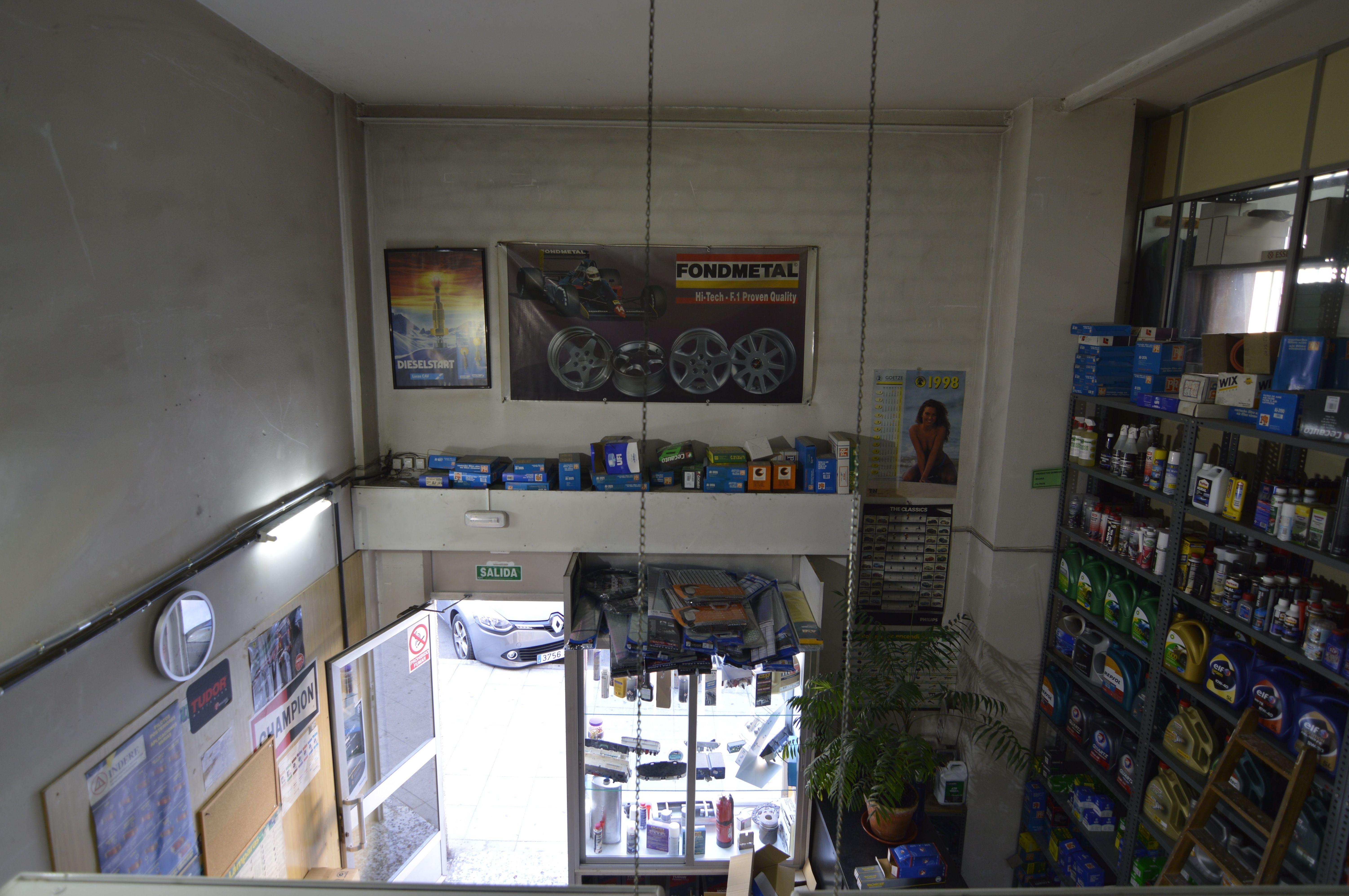 Tienda de San Fernando de Henares