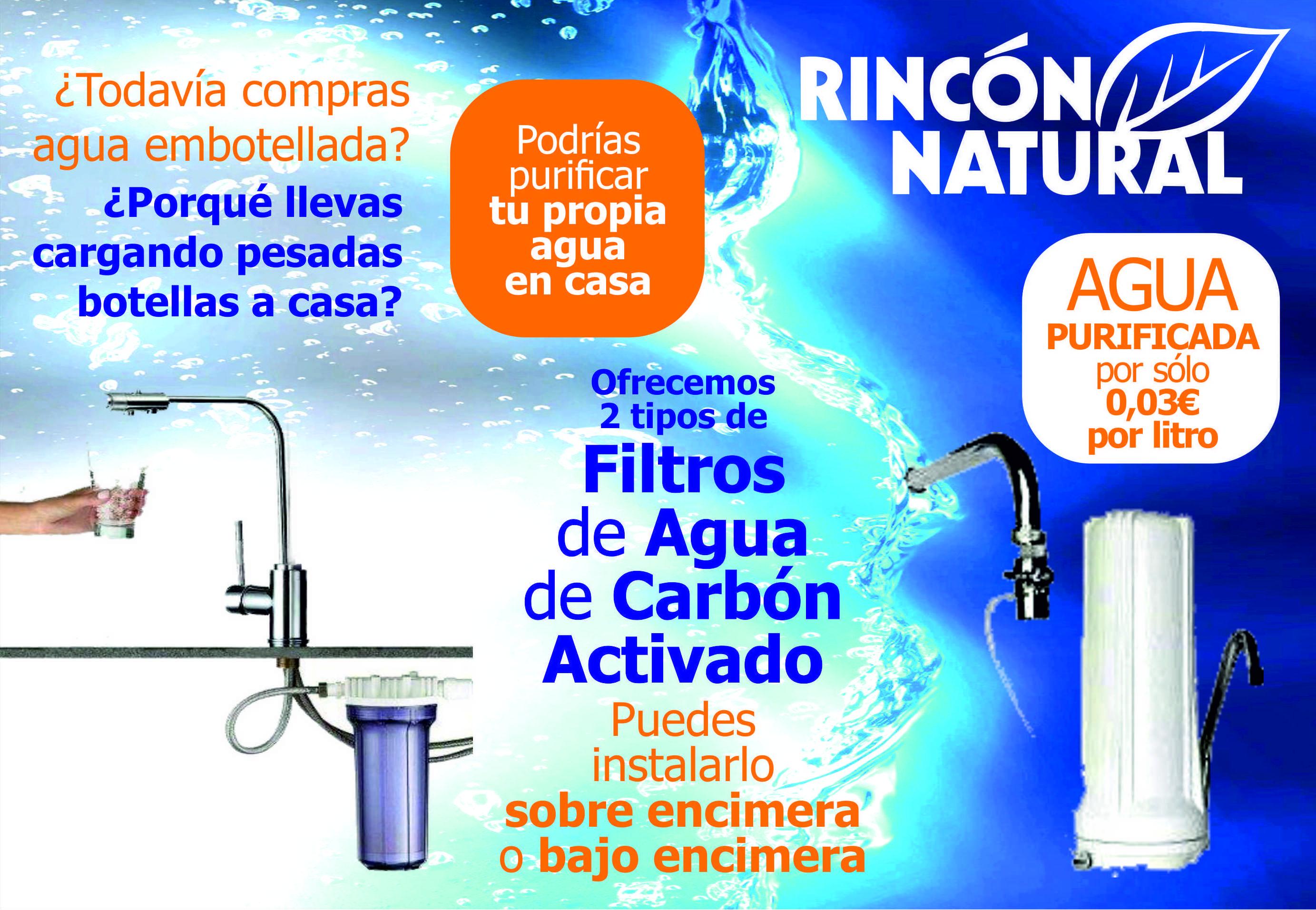 Filtros de agua Nerja