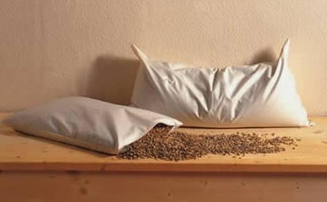 Almohadas Naturales: Servicios de Rincón Natural